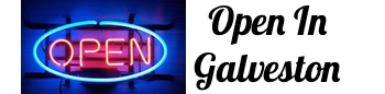 Open In Galveston Logo