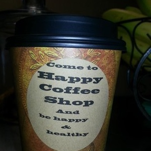 Happy Coffee Shop